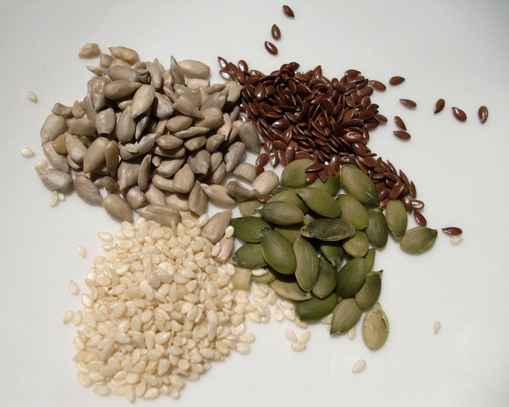 cykl nasiona